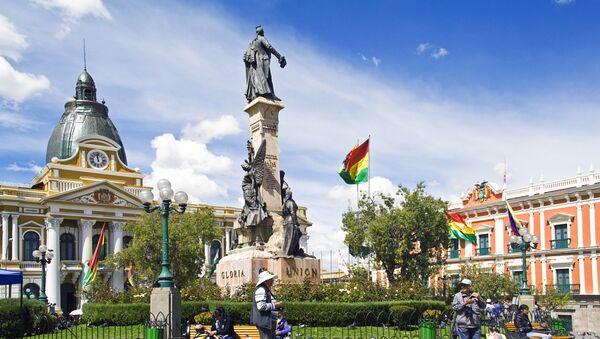 La Paz, Bolivia (archivo) - Sputnik Mundo