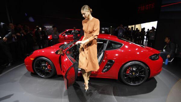 Los autos innovadores que nos depara el futuro - Sputnik Mundo