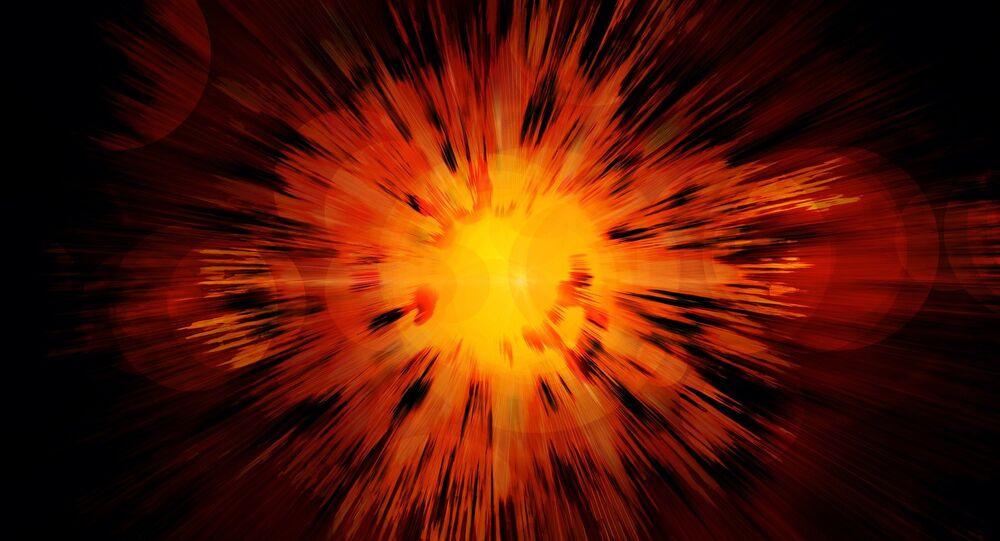 El Big Bang (ilustración)