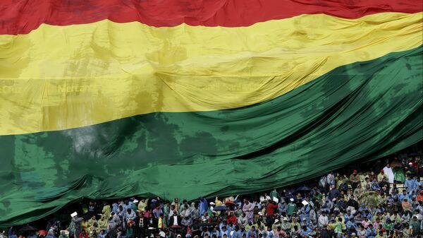 Bandera de Bolivia - Sputnik Mundo
