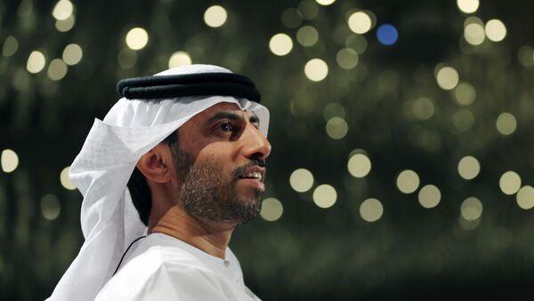 Suhail bin Mohamed al Mazrui, el ministro de Energía de los Emiratos Árabes Unidos - Sputnik Mundo