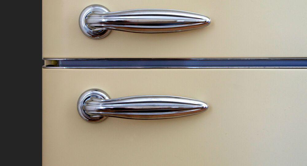 Las puertas de un frigorífico (imagen referencial)