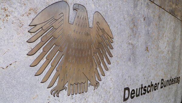 Bundestag, Parlamento de Alemania - Sputnik Mundo