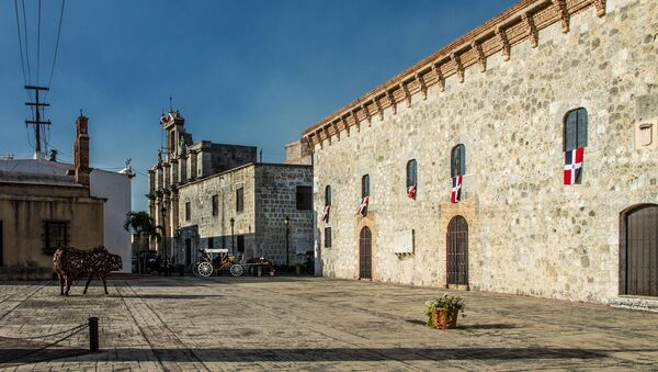 Santo Domingo, la capital de la República Dominicana - Sputnik Mundo
