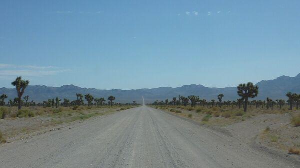 La carretera hacia el Área 51 - Sputnik Mundo