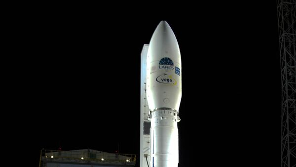 El cohete Vega (archivo) - Sputnik Mundo