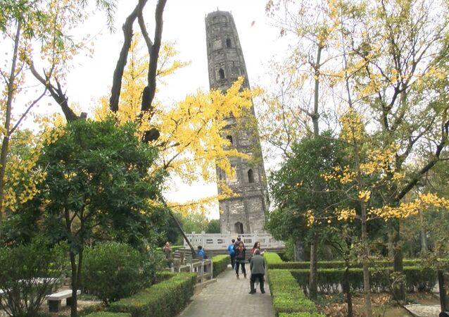 La Pagoda de Huzhu