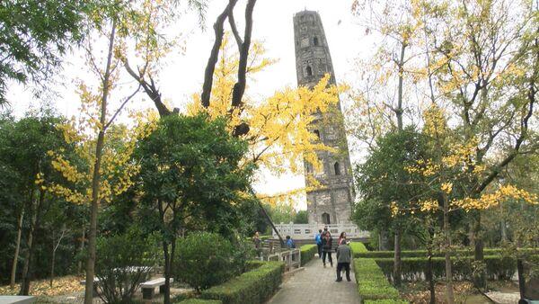La Pagoda de Huzhu - Sputnik Mundo
