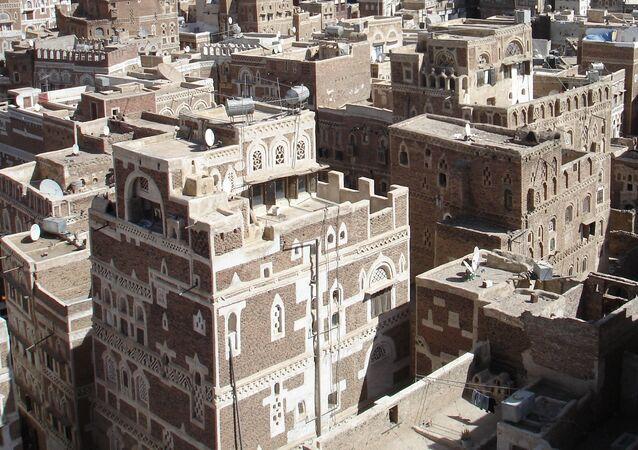 Sana, la capital de Yemen