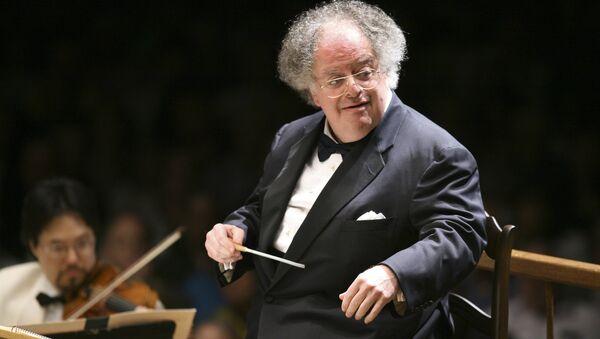 James Levine, director de orquesta - Sputnik Mundo