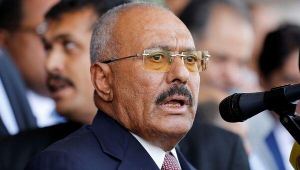 Alí Abdalá Salé, expresidente de Yemen (archivo) - Sputnik Mundo