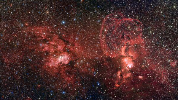 La Vía Láctea - Sputnik Mundo