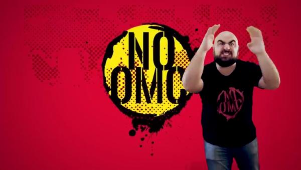 El rapper Daniel Devita canta en protesta de la cumbre de la OMC en Argentina - Sputnik Mundo