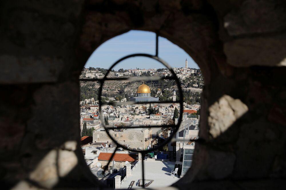 Jerusalén, capital de la discordia