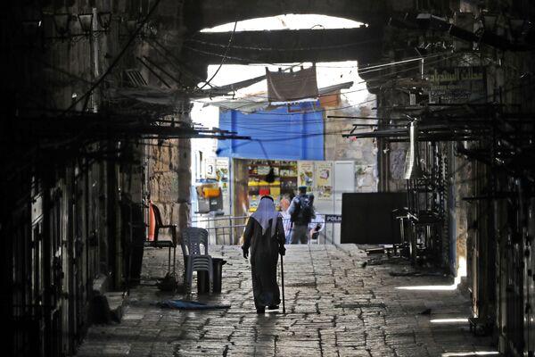 Jerusalén, capital de la discordia - Sputnik Mundo