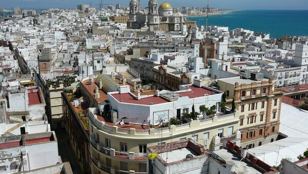 Cádiz, España - Sputnik Mundo