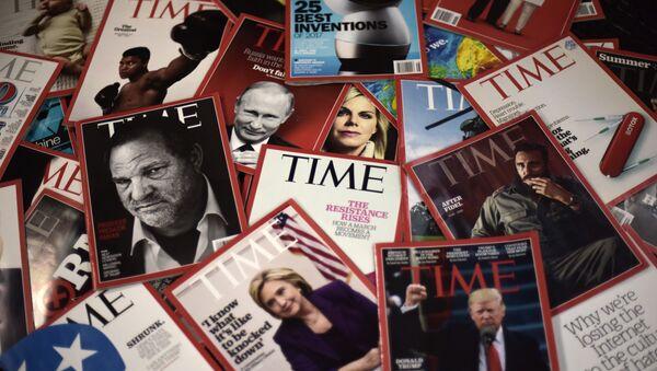 Revistas Time - Sputnik Mundo