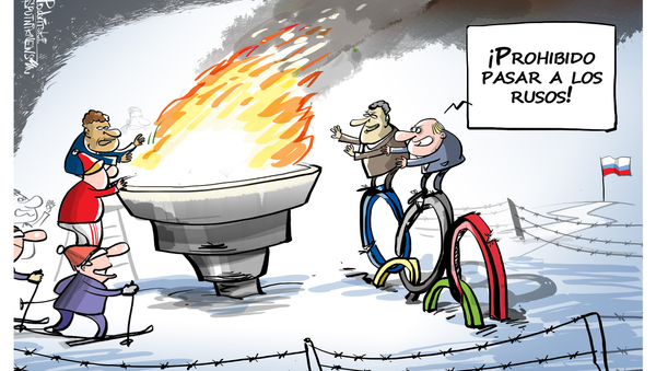 ¡El deporte ruso no pasará! - Sputnik Mundo