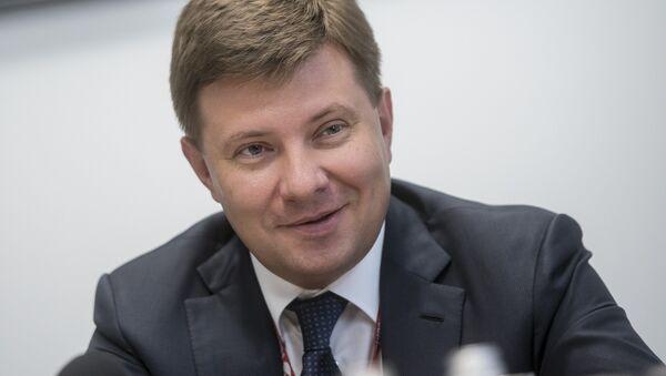 Andréi Boguinski, director general del consorcio Helicópteros de Rusia - Sputnik Mundo