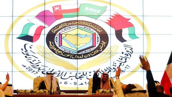 La cumbre del Consejo de Cooperación para los Estados Árabes del Golfo en Kuwait - Sputnik Mundo