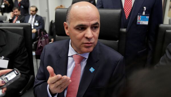 Manuel Quevedo, presidente de Pdvsa - Sputnik Mundo