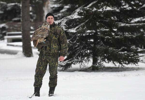 Los inusuales guardianes del Kremlin - Sputnik Mundo