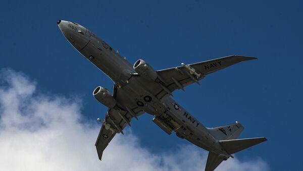 Avión espía de EEUU Boeing P-8A Poseidon - Sputnik Mundo