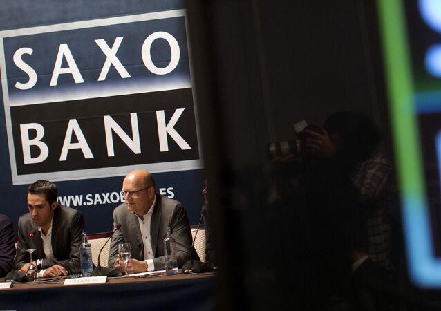 Saxo Bank, imagen ilustrativa