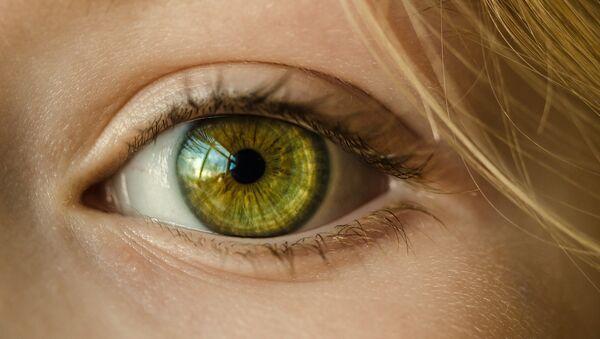 Un ojo humano (archivo) - Sputnik Mundo