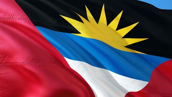 Bandera de Antigua y Barbuda - Sputnik Mundo