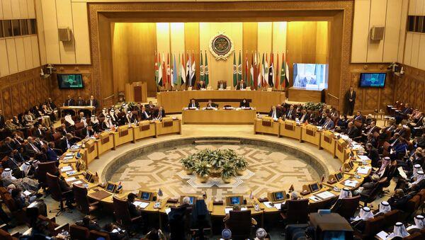Reunión de los cancilleres de los países árabes - Sputnik Mundo