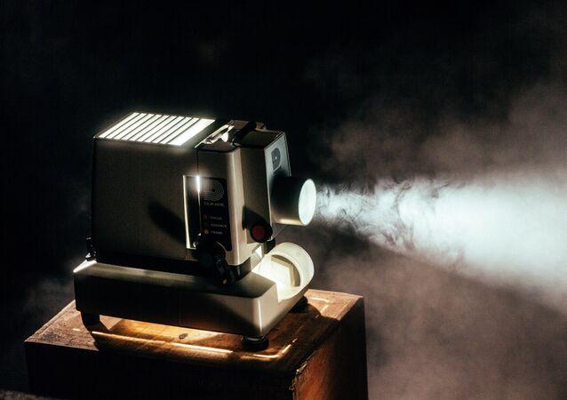 Proyector de cine (imagen referencial)