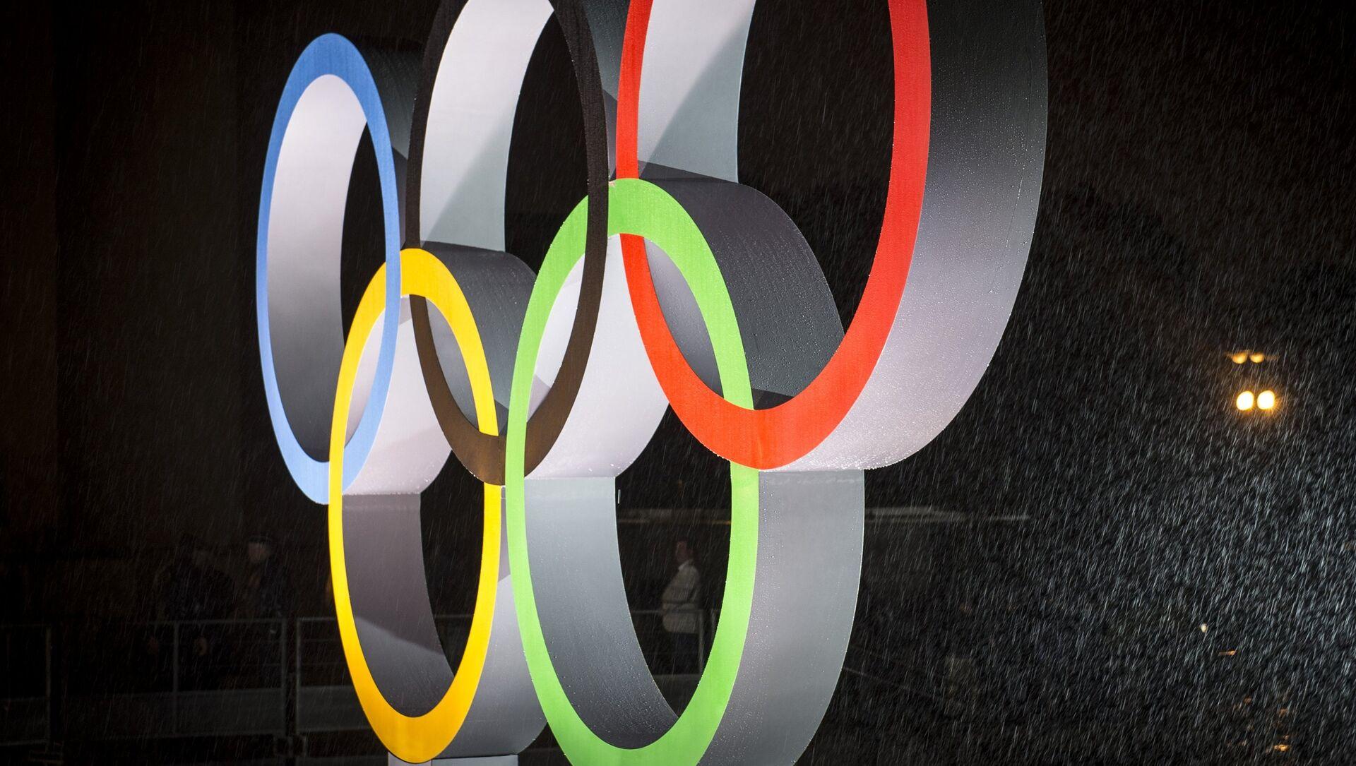 Anillos olímpicos - Sputnik Mundo, 1920, 16.10.2020