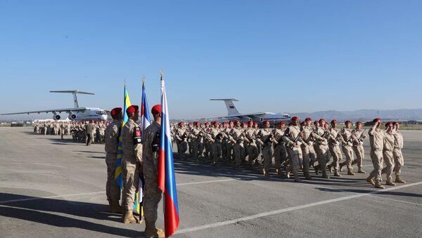 La base aérea de Hmeymim, Siria - Sputnik Mundo