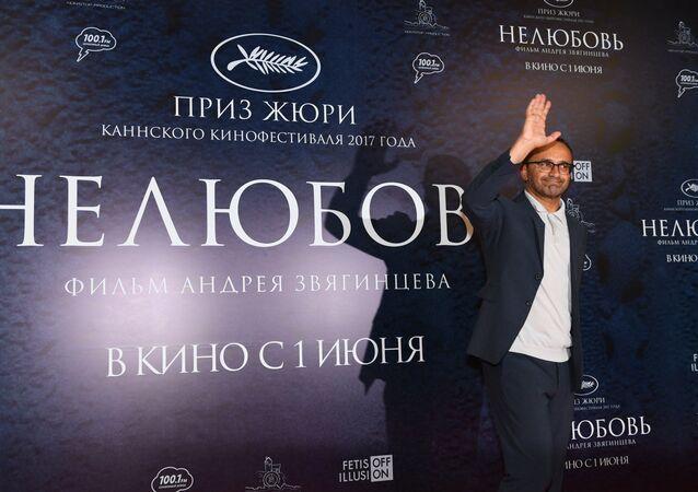 El director del drama 'Sin amor' Andréi Zviáguintsev