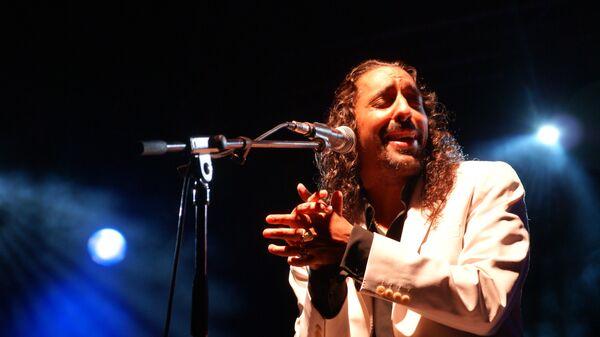 Cantaor español Diego El Cigala (archivo) - Sputnik Mundo