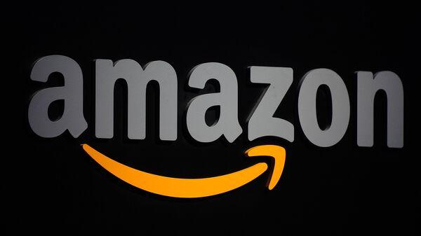 Logo de Amazon - Sputnik Mundo