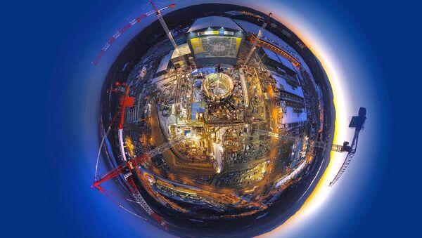 El reactor termonuclear experimental más grande del mundo - Sputnik Mundo