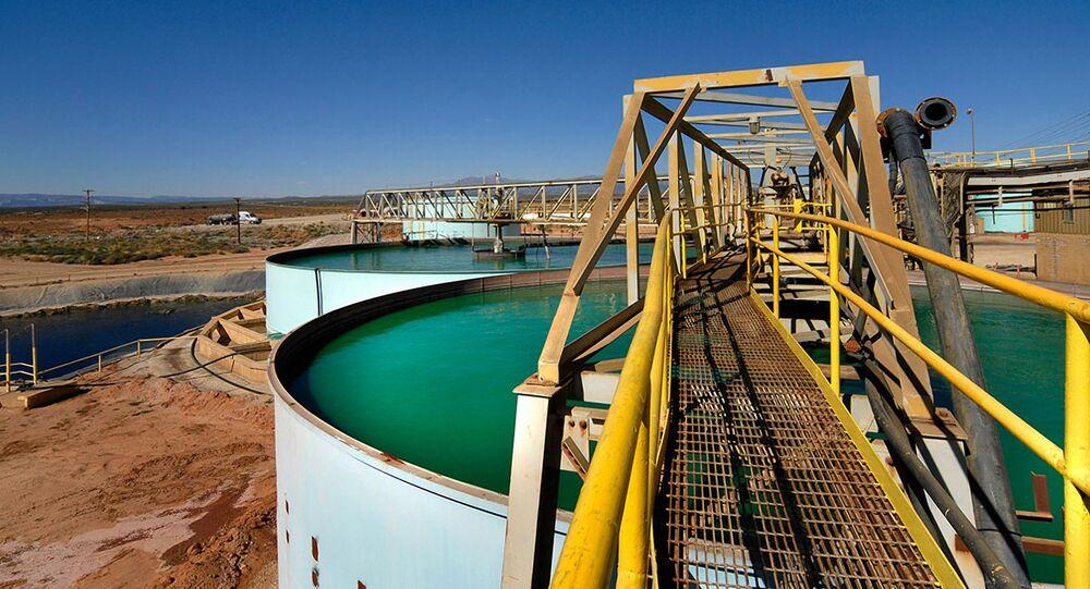 Una planta nuclear (imagen referencial)