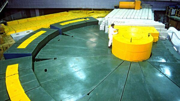 El reactor rápido IBR-2 - Sputnik Mundo