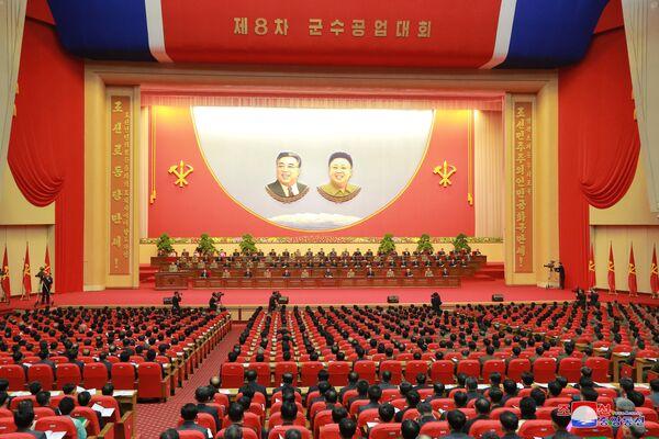 Los auténticos artífices del poderío militar de Corea del Norte, en imágenes - Sputnik Mundo