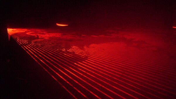 Láser (imagen referencial) - Sputnik Mundo