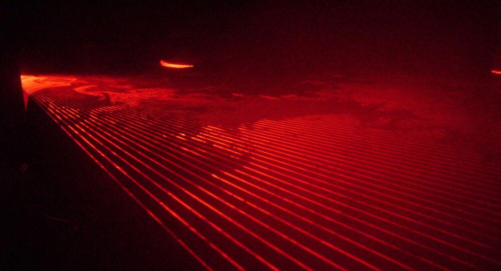 Láser (imagen referencial)