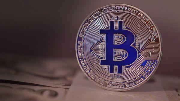 Bitcoin (criptomoneda) - Sputnik Mundo