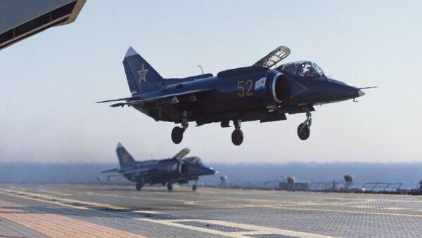 El caza Yak-38 - Sputnik Mundo
