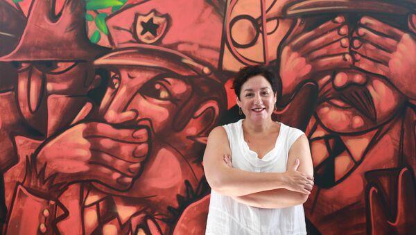 Beatriz Sánchez, excandidata a la Presidencia de Chile (archivo) - Sputnik Mundo