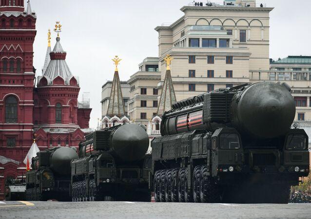 La base de la 'tríada nuclear' rusa