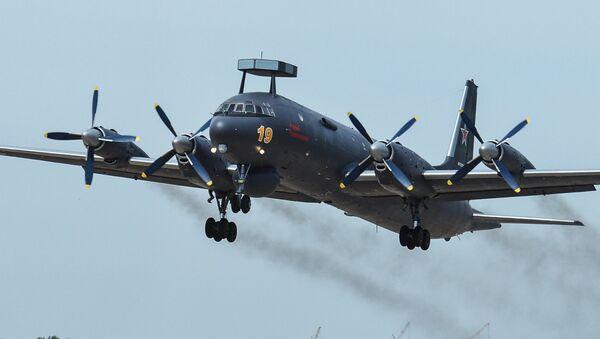 Avión antisubmarino Il-38N - Sputnik Mundo