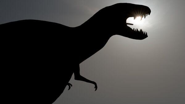 Un dinosaurio - Sputnik Mundo