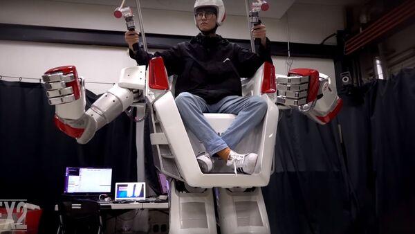 Corea del Sur crea un robot tripulado - Sputnik Mundo